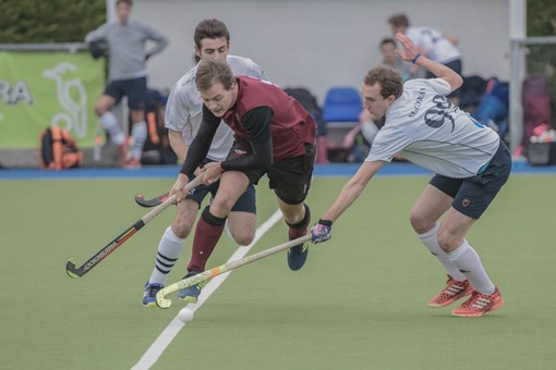 Men's 1s v Oxford University 010