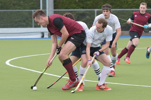 Men's 1s v Oxford University 011