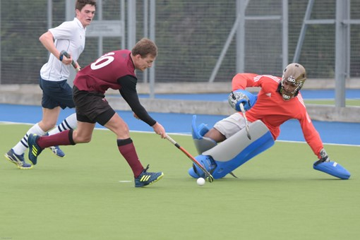 Men's 1s v Oxford University 014