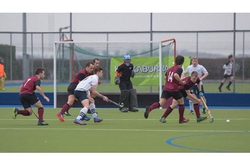 Men's 1s v Oxford University 018