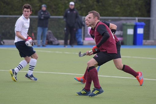 Men's 1s v Oxford University 019