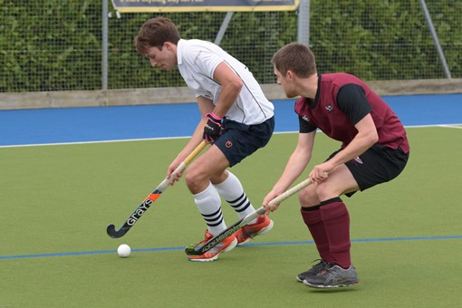 Men's 1s v Oxford University 020