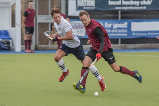 Men's 1s v Oxford University 024