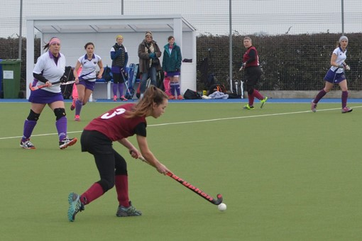Ladies' 6s v Windsor 001