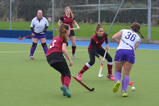 Ladies' 6s v Windsor 002