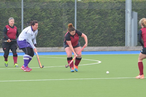 Ladies' 6s v Windsor 005