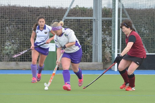 Ladies' 6s v Windsor 006