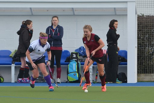 Ladies' 6s v Windsor 007