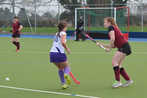 Ladies' 6s v Windsor 010