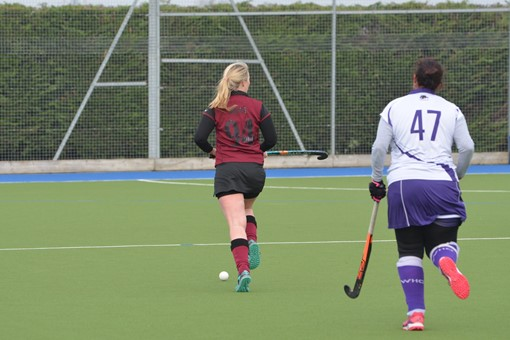 Ladies' 6s v Windsor 013