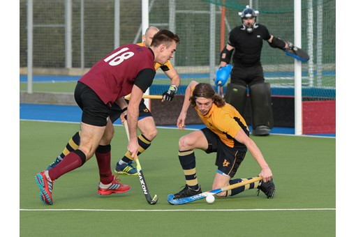 Men's 1s v Henley 001