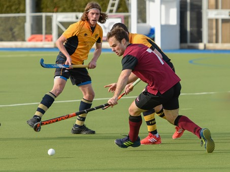 Men's 1s v Henley 005