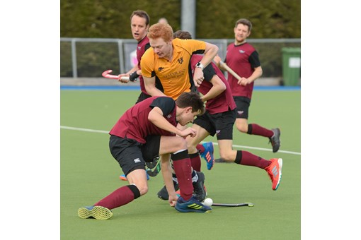 Men's 1s v Henley 008