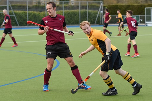 Men's 1s v Henley 010