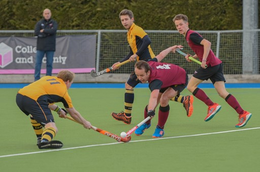 Men's 1s v Henley 011