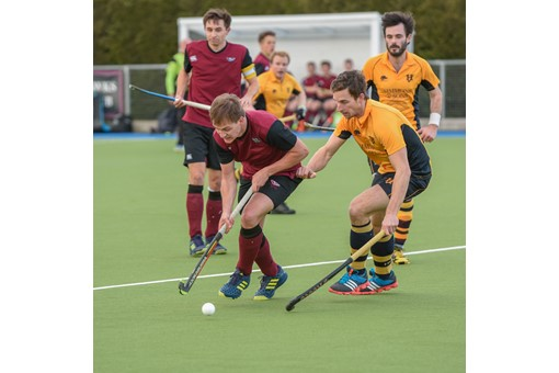 Men's 1s v Henley 012