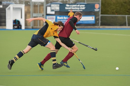 Men's 1s v Henley 016