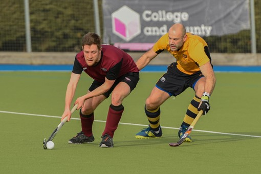 Men's 1s v Henley 017