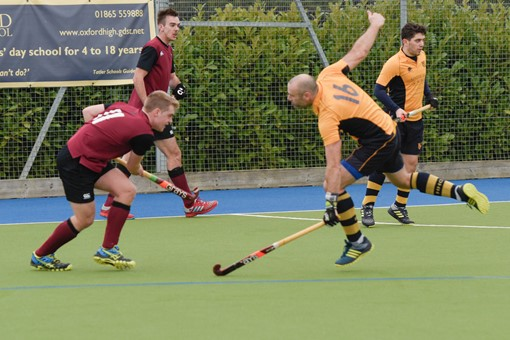 Men's 1s v Henley 019