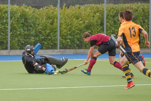Men's 1s v Henley 021