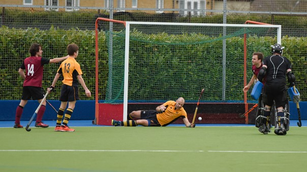 Men's 1s v Henley 025