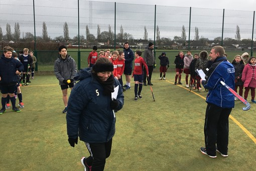 Kidlington Primary Schools Hockey Fest 001