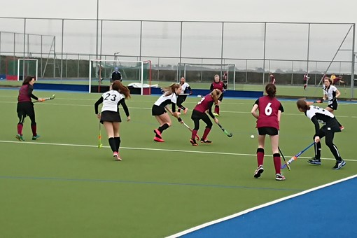 Ladies' 6s v Witney 001