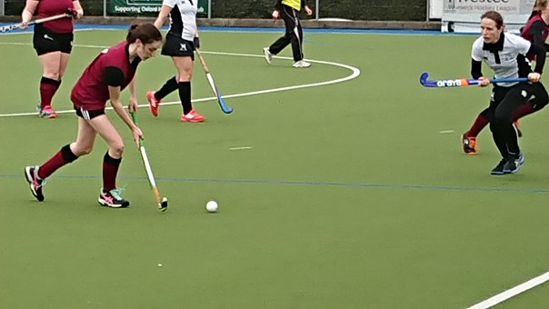 Ladies' 6s v Witney 003