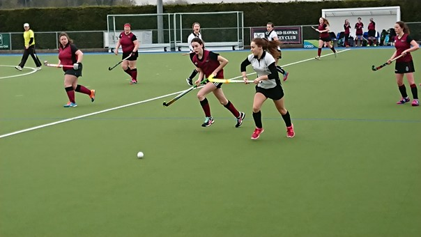 Ladies' 6s v Witney 006