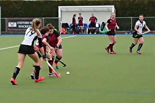 Ladies' 6s v Witney 009