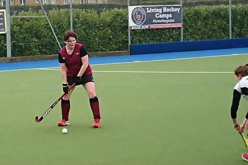 Ladies' 6s v Witney 010
