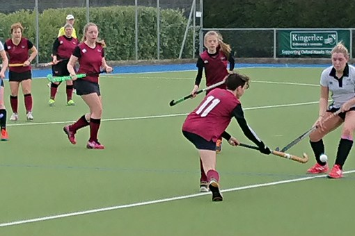Ladies' 6s v Witney 011
