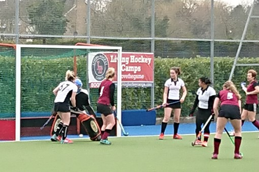 Ladies' 6s v Witney 012