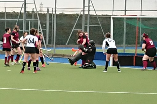 Ladies' 6s v Witney 014