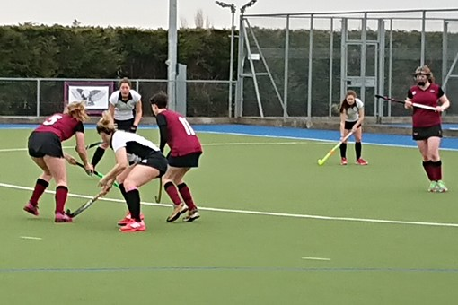 Ladies' 6s v Witney 016