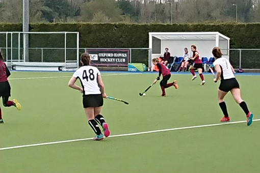 Ladies' 6s v Witney 019