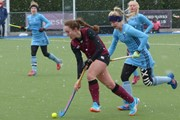 Ladies' 1s V Reading 021