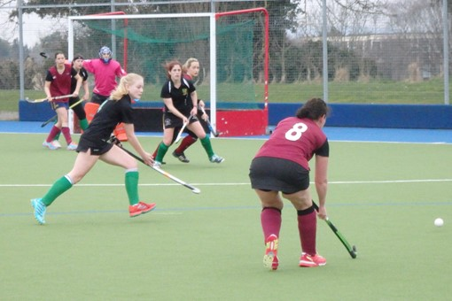 Ladies' 4s v South Berkshire 001