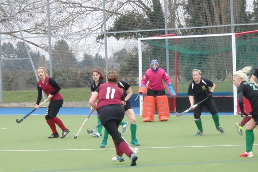 Ladies' 4s v South Berkshire 002