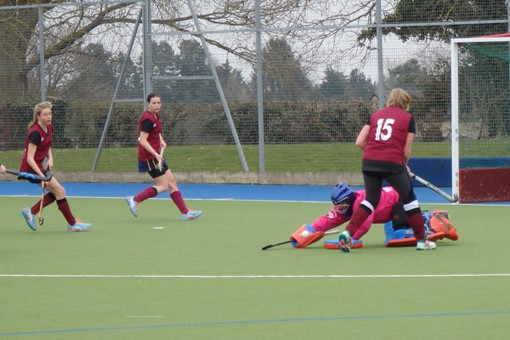 Ladies' 4s v South Berkshire 004