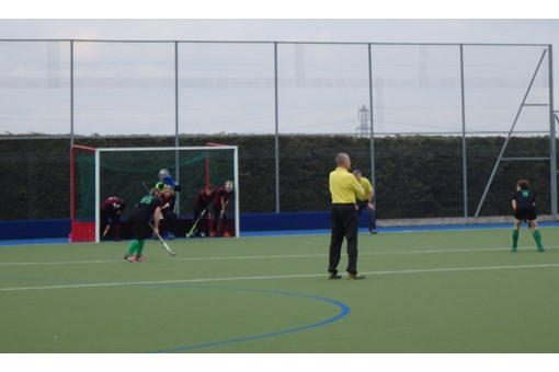 Ladies' 4s v South Berkshire 005