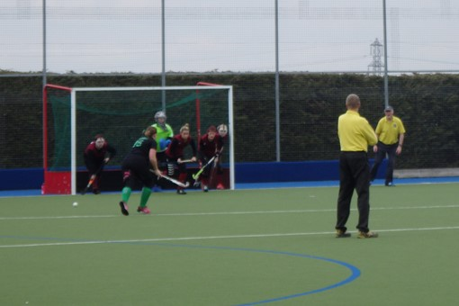 Ladies' 4s v South Berkshire 006