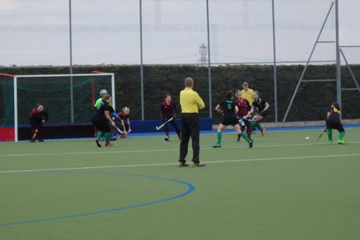 Ladies' 4s v South Berkshire 010
