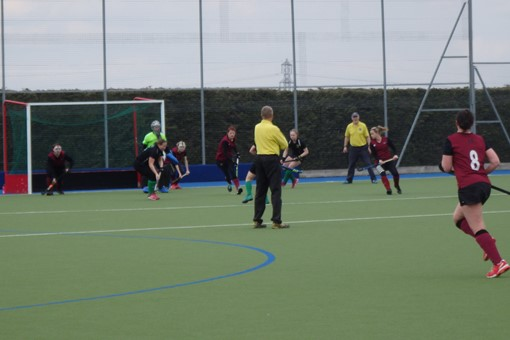 Ladies' 4s v South Berkshire 011
