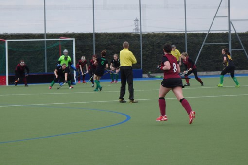 Ladies' 4s v South Berkshire 012