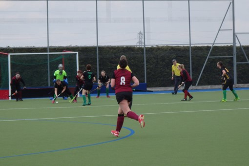 Ladies' 4s v South Berkshire 013