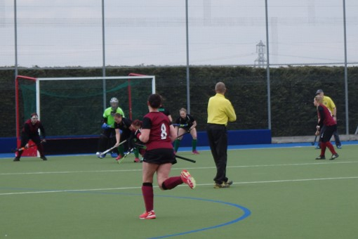 Ladies' 4s v South Berkshire 014