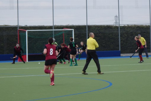 Ladies' 4s v South Berkshire 015
