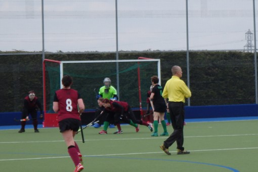 Ladies' 4s v South Berkshire 016