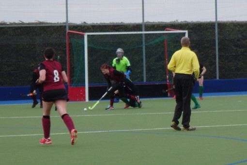 Ladies' 4s v South Berkshire 017